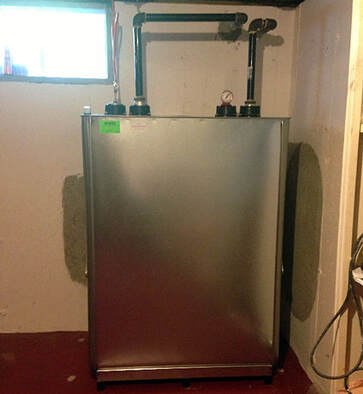 Ivy's Heating & Cooling, Roth double-wall tank certified installer